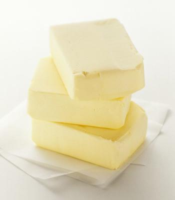 Three Sticks of Butter