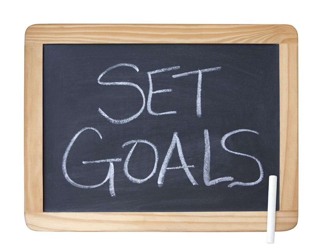 Goal Setting For Fitness