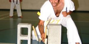 How To Karate Chop Wood