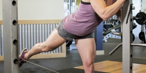 How to do Leg Extensions with Bands