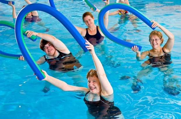 Water Aerobics Exercises for Weight Loss