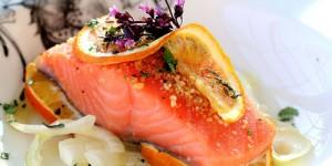 6 Health Benefits of Salmon Fish