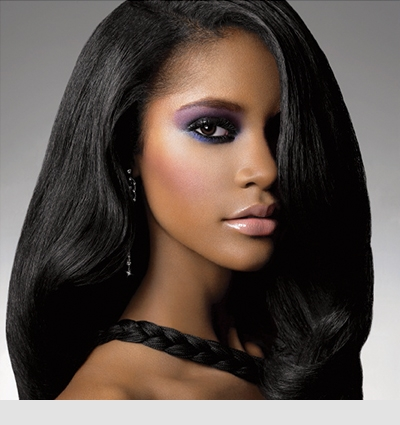 long hair for black women
