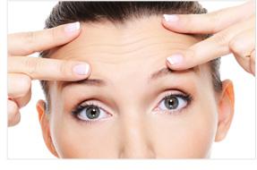 forehead wrinkles 1